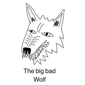 big bad wolf by CullenCasey1
