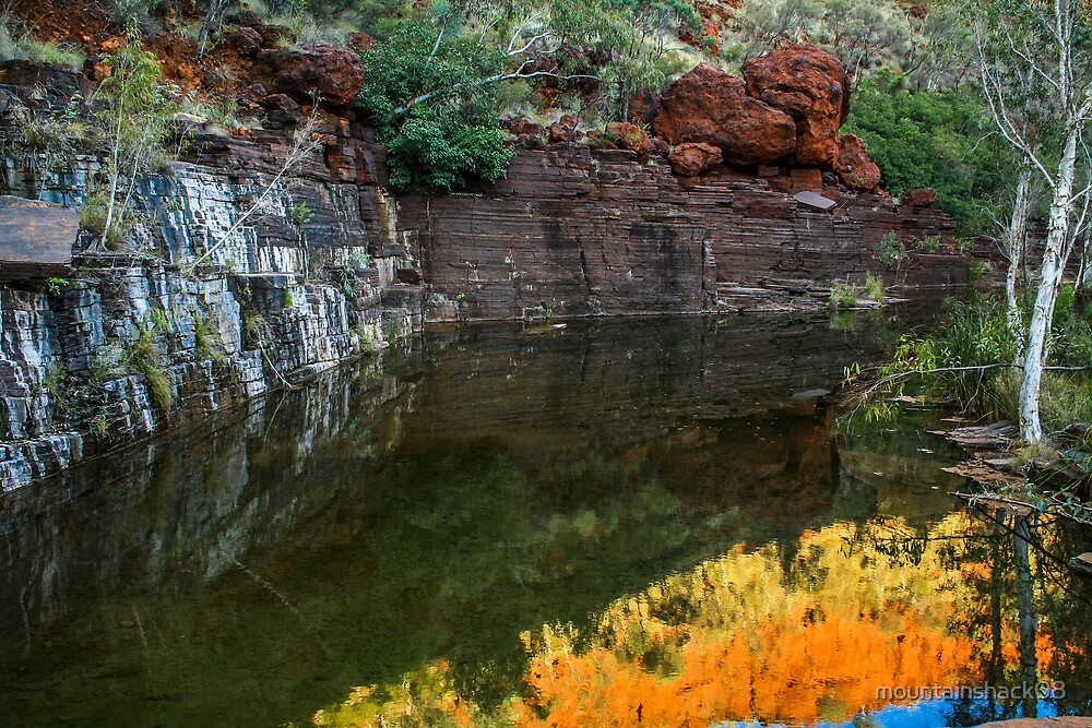 Reflections of the Pilbara by mountainshack08