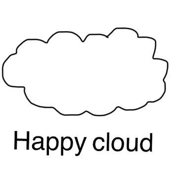 HAPPY CLOUD by CullenCasey1