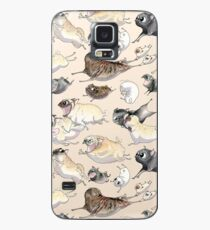 Pugs on the Run! Case/Skin for Samsung Galaxy