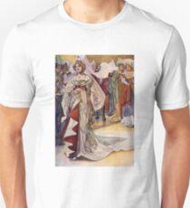 """Cinderella"" by Charles Robinson T-Shirt"