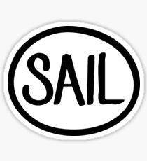 Sail Sticker