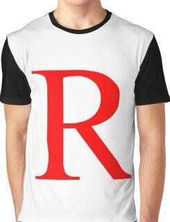 r Graphic T-Shirt