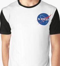 The Nasa Files  Graphic T-Shirt