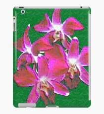 Artistic Orchid iPad Case/Skin
