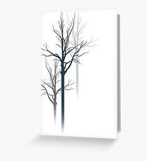 TREES 1 Greeting Card
