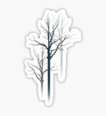 TREES 1 Sticker