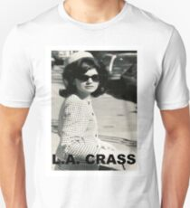Jackie Kennedy Onassis - L.A. CRASS T-Shirt