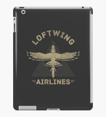 Loftwing Airlines iPad Case/Skin