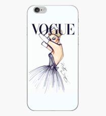 Pink Vogue  iPhone Case