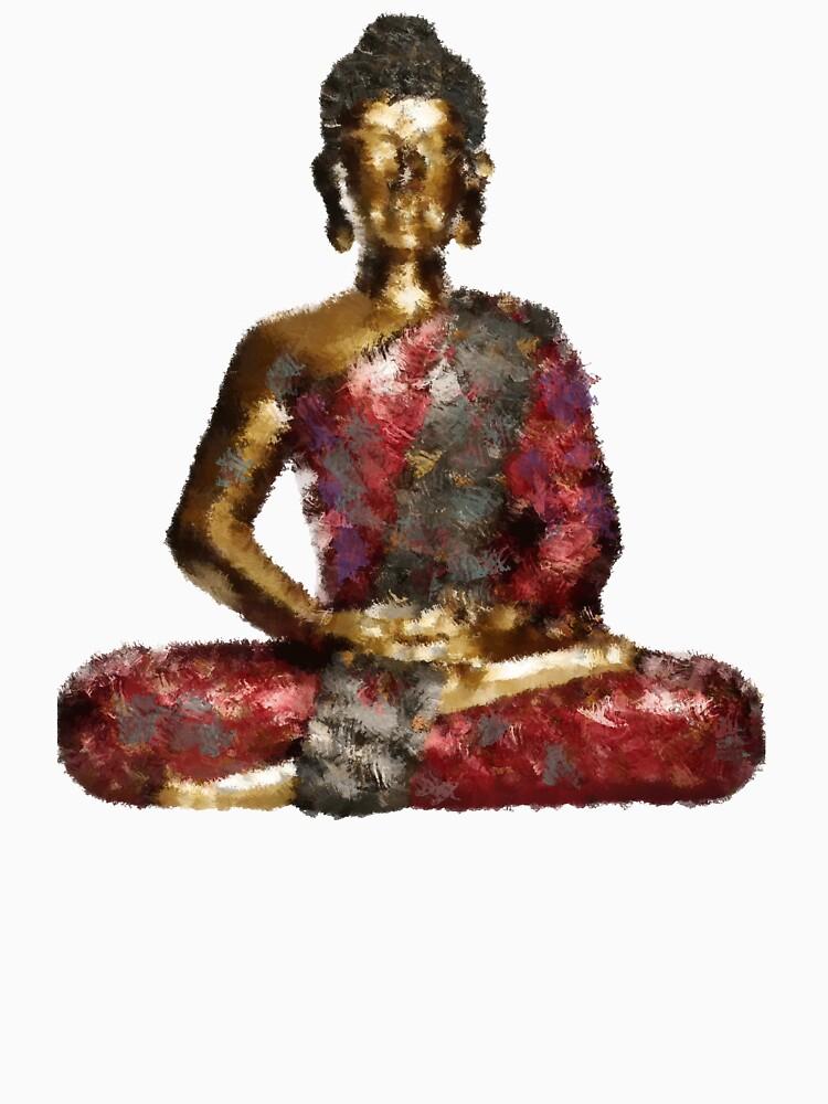Buddha by rumitrumitov