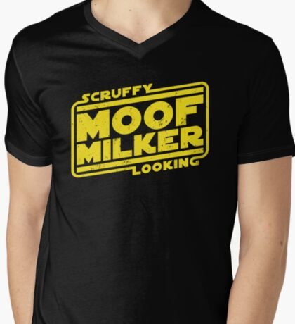 Scruffy Looking Moof Milker T-Shirt