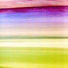 Kati Thanda/Lake Eyre Series- Pastel 6 by Peter Carroll