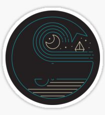 Moonlight Companions Sticker