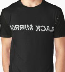 Black Mirror Graphic T-Shirt