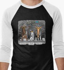Hound Solo Tee Men's Baseball ¾ T-Shirt