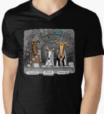 Hound Solo Tee Men's V-Neck T-Shirt