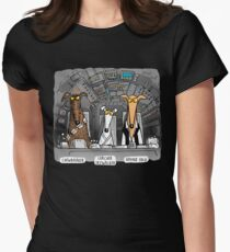 Hound Solo Tee Women's Fitted T-Shirt