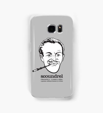 Scoundrel Samsung Galaxy Case/Skin