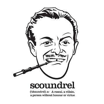 Scoundrel by satansbrand