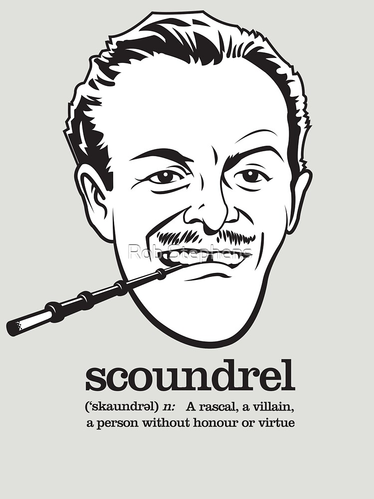 Scoundrel by satansbrand