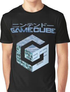 Vaporwave Gamecube Graphic T-Shirt