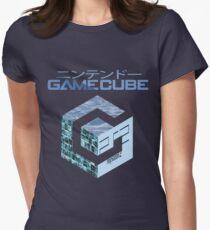 Vaporwave Gamecube Women's Fitted T-Shirt