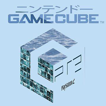 Vaporwave Gamecube by DaftDesigns
