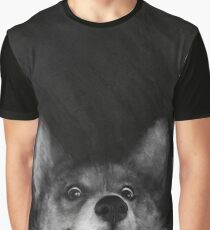 Sausage Fox Graphic T-Shirt