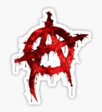 anarchy stickers redbubble