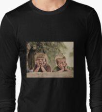 Oklahoma Refugee Children 1936 Long Sleeve T-Shirt