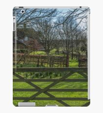 Starveall cottage and garden iPad Case/Skin