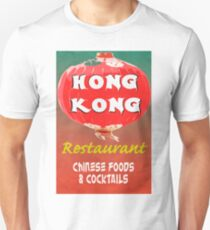 Vintage Chinese Restaurant Poster T-Shirt