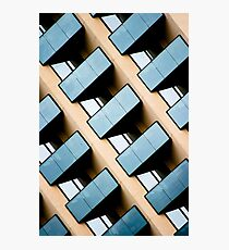 Rectangles and Reflection Photographic Print