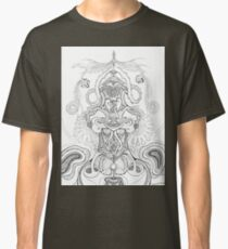 Vortex of healing energy Classic T-Shirt