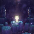 Elemental Star Chamber by orioto