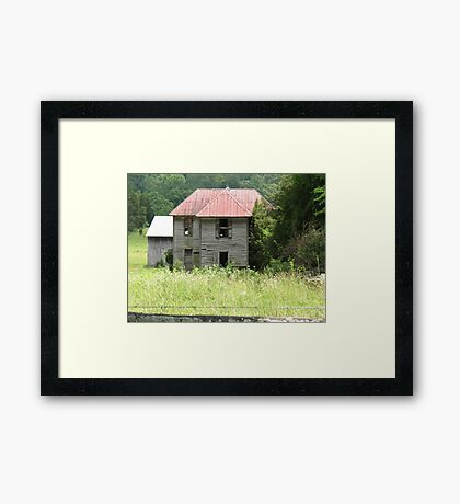 """""""Lost in Time""""... prints and products Framed Print"""