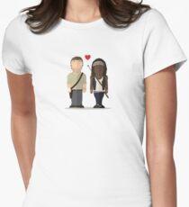 The Walking Dead - Richonne T-Shirt