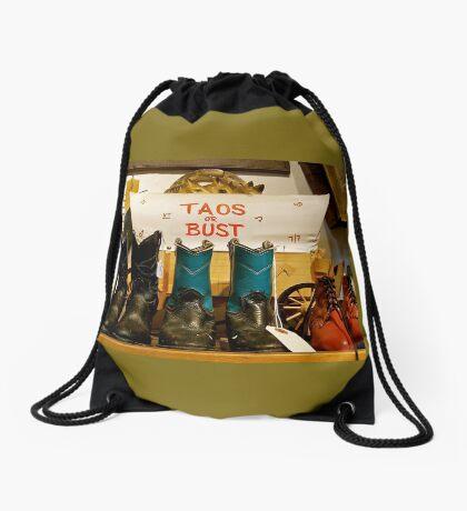Boot n' Up ! Drawstring Bag