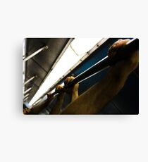 repetitive Canvas Print