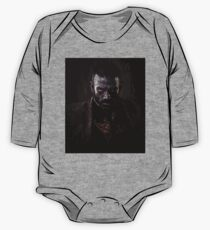 Murphy portrait - z nation One Piece - Long Sleeve
