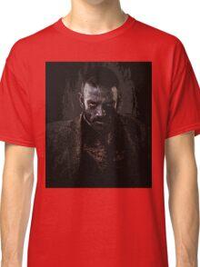 Murphy portrait - z nation Classic T-Shirt