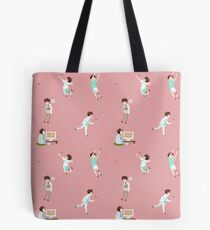Oikawa Tooru Pattern - pink Tote Bag