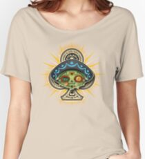 The Dead Kat Klub Women's Relaxed Fit T-Shirt