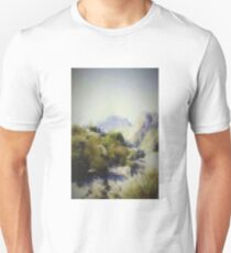 Top of the mountain Unisex T-Shirt