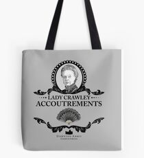 Lady Crawley - Downton Abbey Industries Tote Bag