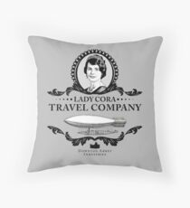 Cora Crawley - Downton Abbey Industries Throw Pillow