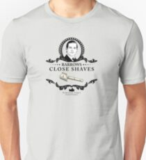 Barrows Close Shave - Downton Abbey Industries Unisex T-Shirt