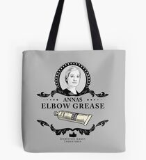 Annas Elbow Grease  - Downton Abbey Industries Tote Bag