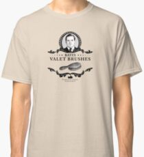 Bates Valet Brushes - Downton Abbey Industries Classic T-Shirt